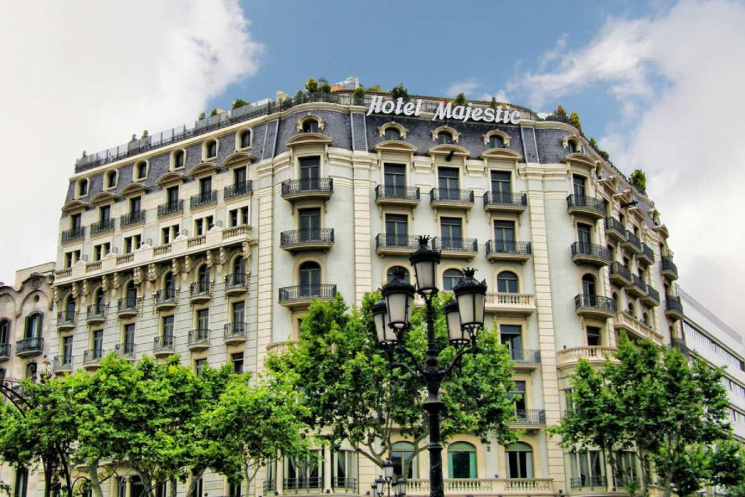 Majestic Hotel & Spa – Barcelona, Spain